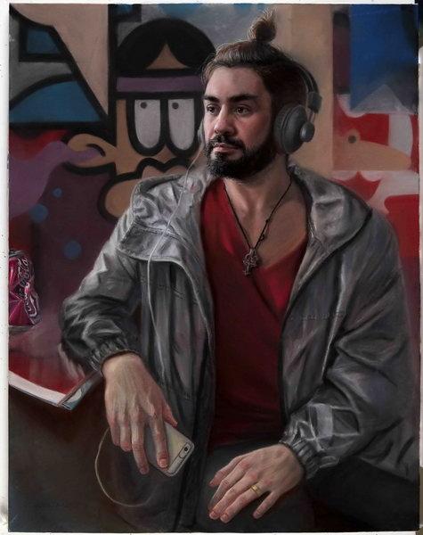 МФ-00008310 Александров Даниил 5 Art Play 2018 Бумага, пастель 90х70 2